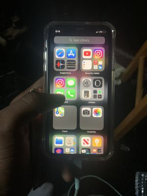 iPhone XR unlocked version firm price for Sale in Lithonia, GA