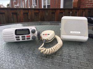 """MARINE C.B. RADIO WITH EXTERNAL SPEAKER"" for Sale in Philadelphia, PA"