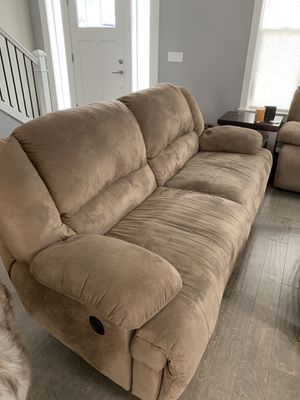 Recliner Couch and Love Seat for Sale in Portland, OR