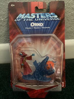 Masters of the Universe Orko for Sale in Chino, CA