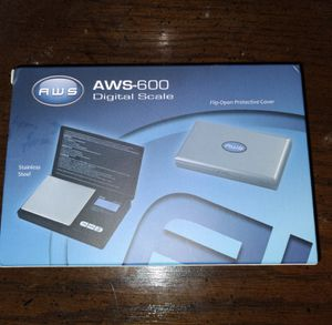 AWS-600 Scale for Sale in Seattle, WA