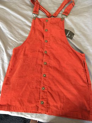 forever 21 overall dress for Sale in Fontana, CA
