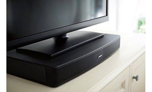 Bose Solo TV Soundsystem. Soundbar with bass built in for Sale in Oceanside, CA