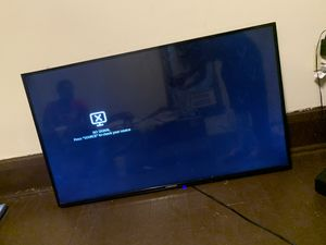 Element tv 55inch for Sale in Martins Ferry, OH