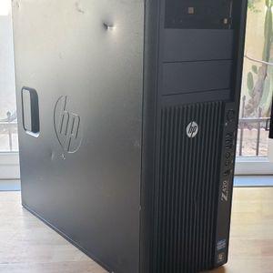 HP Z420 Workstation Desktop Computer for Sale in Diamond Bar, CA
