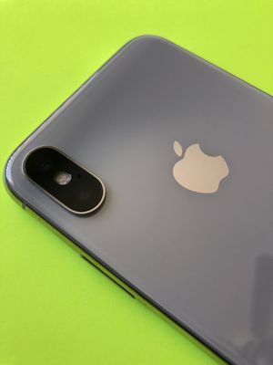 iPhone X 256GB for Cricket/at&t or any gsm. NO TRADES for Sale in Kissimmee, FL
