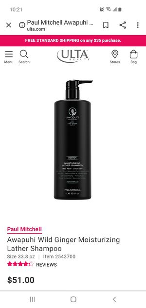 Paul Mitchell shampoo & conditioner for Sale in Bellflower, CA
