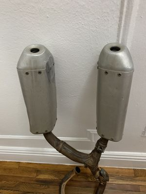 Honda Crf450r dual exhaust for Sale in The Bronx, NY