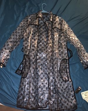 Louis Vuitton raincoat size s for Sale in Hollywood, FL