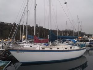 37.5 endeavor sailboat for Sale in Seattle, WA