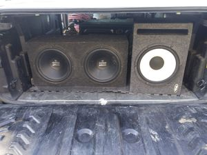 Polk Audio 12s for Sale in Oakley, CA