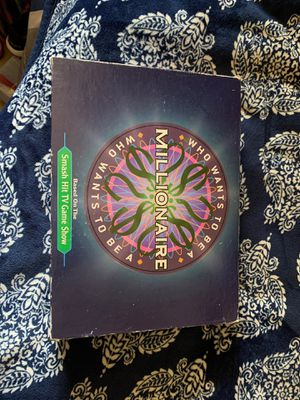 Who wants to be a millionaire board game for Sale in Phoenix, AZ