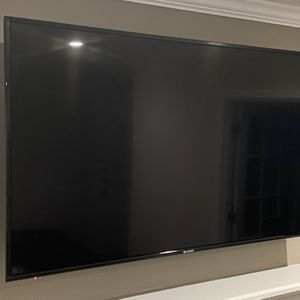 55 Inch Sharp Smart TV for Sale in Powder Springs, GA