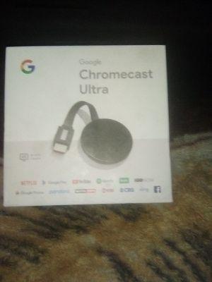 Chromecast googleTV for Sale in Los Angeles, CA