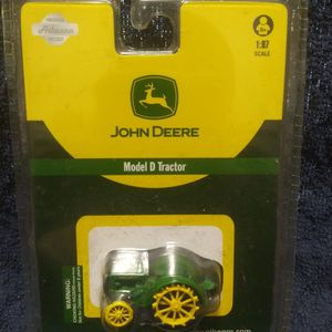 John Deere (Athearn 2005) Diecast Model D Tractor for Sale in Toledo, OH