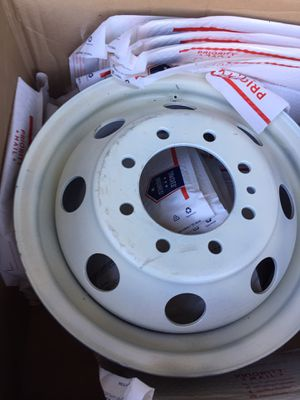 2001 Ford F-350 steel wheels for Dually set of 2 for Sale in Alta Loma, CA