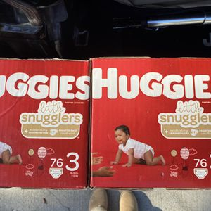 Huggies Size 1 2 & 3 for Sale in San Clemente, CA