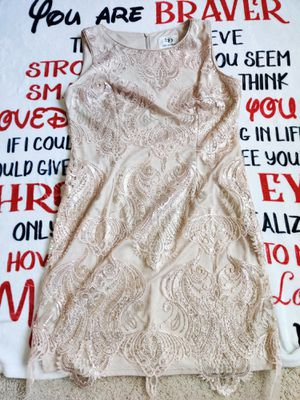 NWT SD collection sequined dress size 12 for Sale in Union City, CA