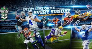 NFL Sunday Ticket for Sale in Mansfield, TX
