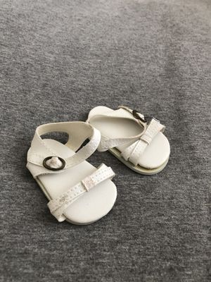 american girl doll sandals 18 inch doll for Sale in Tucson, AZ