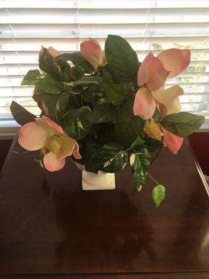 Decorative Flowers w/ Vase for Sale in Alpharetta, GA