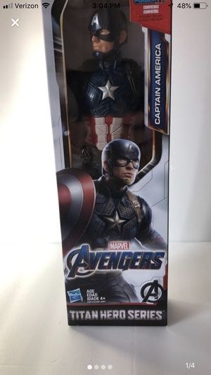 Marvel Avengers Captain America Action Figure for Sale in NEW PRT RCHY, FL