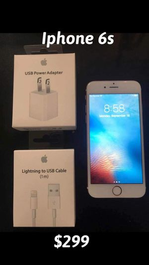 Iphone 6s for Sale in Las Vegas, NV