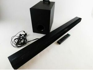 Sony SA-CT80 Sound Bar & Woofer for Sale in Lynnwood, WA