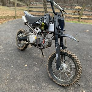 Braaap 125cc Pit bike for Sale in Clifton, VA