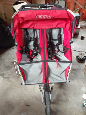 Bob double jogging stroller for Sale in Puyallup, WA