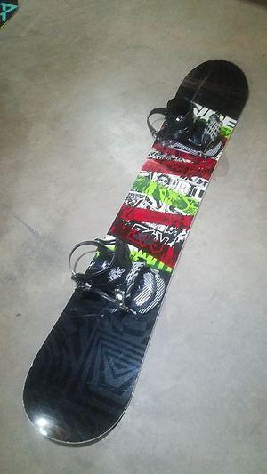Ride Agenda Snowboard with Bag for Sale in Springfield, VA