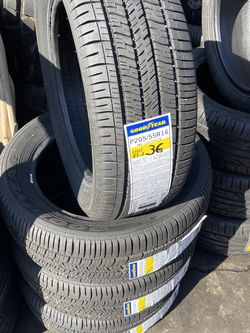 205/55/16 SET OF 4 NEW TIRES GOODYEAR for Sale in Downey,  CA