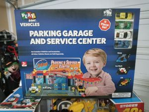 NEW CAR PLAYSET for Sale in Fresno, CA