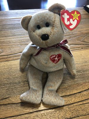 The Beanie Babies Collection 1999 Signature Bear for Sale in Rosemead, CA