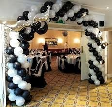 Balloon arch in two colors for Sale in Chicago, IL