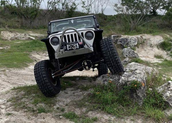 1997 TJ Jeep Wrangler