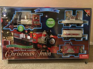 CHRISTMAS TRAIN NEW $50 for Sale in Garland, TX
