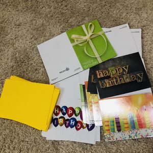15 pcs Birthday card for Sale in Redmond, WA