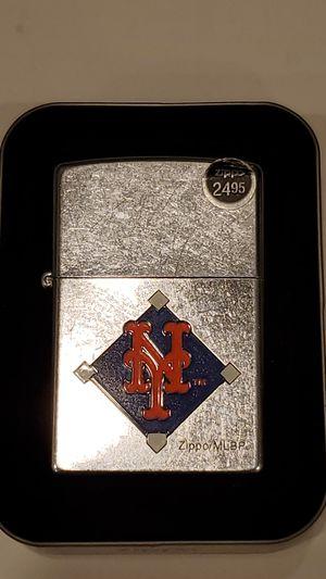 ZIPPO Lighter - MLB NY Mets ,- New in Box for Sale in Rockville Centre, NY