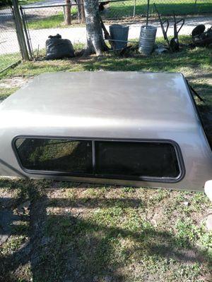 Chevy Silverado Leer Camper for Sale in Cuero, TX