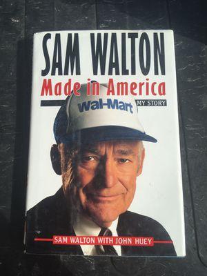 Sam Walton book for Sale in San Angelo, TX