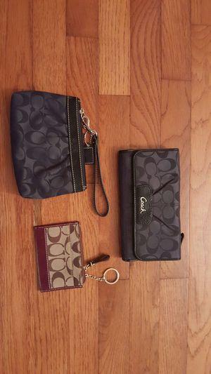 Coach accessories for Sale in Springfield, VA