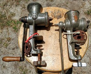 Antique grinders for Sale in West Palm Beach, FL