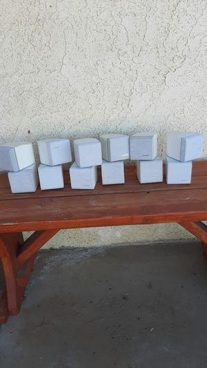 Bose surround sound speakers for Sale in Hesperia, CA