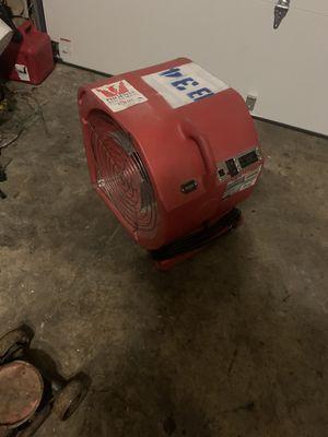 Wet carpet fan for Sale in Accokeek, MD