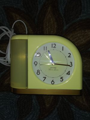 Big Ben Moonbeam Alarm Clock for Sale in Nashville, TN