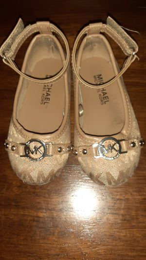 Michael Kores, 5c, Baby Girl Shoes $12 for Sale in San Jose, CA