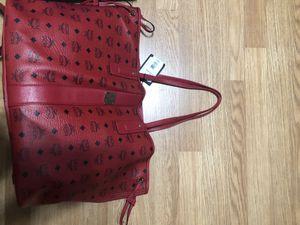 Red Mcm bag original for Sale in Washington, DC