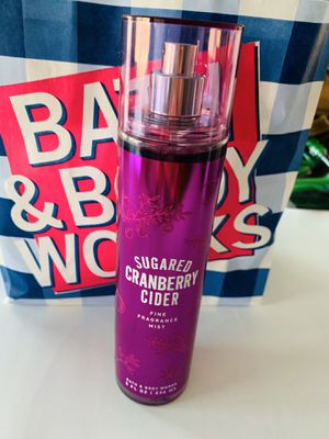 Bath & body works fragrance mist for Sale in Victorville, CA