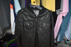 Mens Leather Jacket for Sale in Oakton, VA